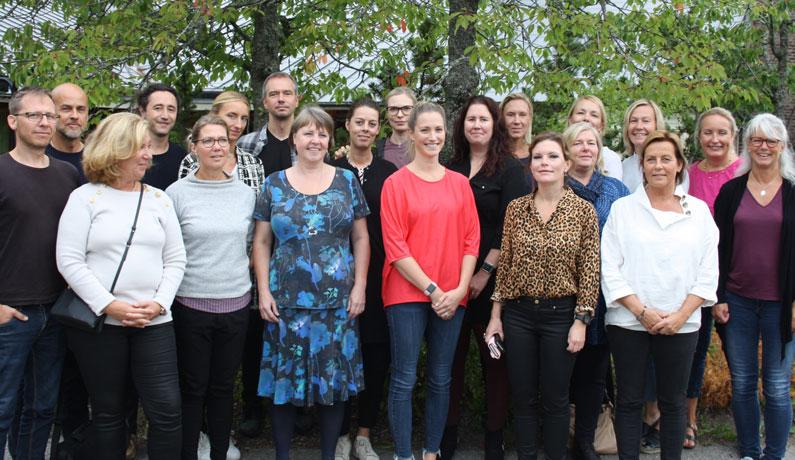 Vi hälsar deltagarna på Psykoterapeutprogrammet välkomna!