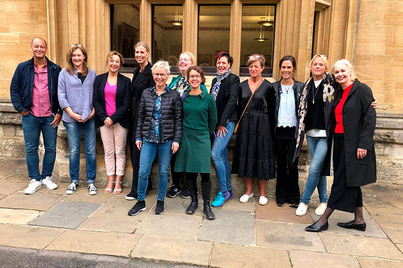 SAPUs handledarutbildning i Oxford
